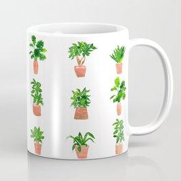Plant Pots Coffee Mug