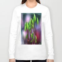 moss Long Sleeve T-shirts featuring Moss  by LoRo  Art & Pictures