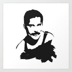 mercurio Art Print