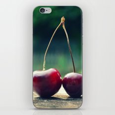 With a Cherry on Top iPhone & iPod Skin