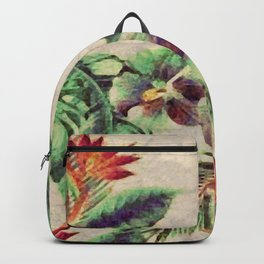 Miami Palm Garden Backpack