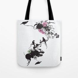 Fridas Garden Tote Bag