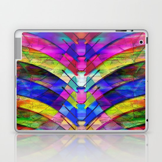 The Butterfly Collector's Dream Laptop & iPad Skin