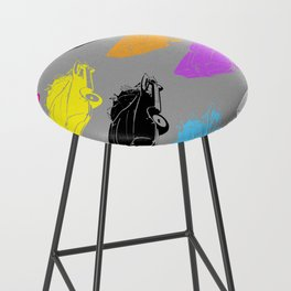 Pop Batmobile Bar Stool