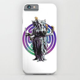 Hecate - Stained Glass iPhone Case