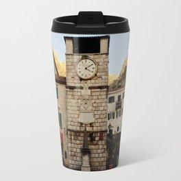 Clock Tower 2 Travel Mug