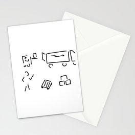 forwarding agent logistics forwarding agency Stationery Cards
