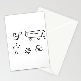 forwarding agent logistics forwarding agency Stationery Cards