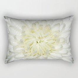 Delicate Flower Rectangular Pillow