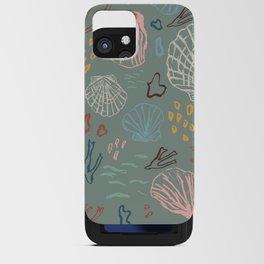 Deep-sea Treasures iPhone Card Case