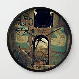 MKE Urbex Wall Clock