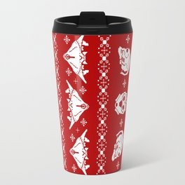 Merry Christmas A-Holes Travel Mug