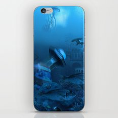 Submarine iPhone & iPod Skin