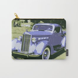 The dark blue luxury RR automobile car Carry-All Pouch