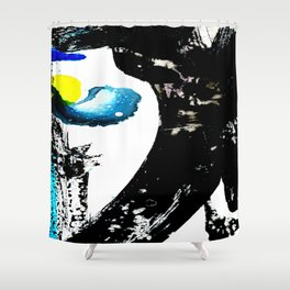 Ecstasy Dream No, A216 by Kathy Morton Stanion Shower Curtain