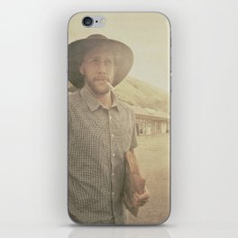 Jack Rose iPhone Skin