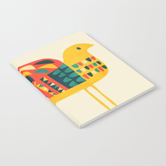 Century Bird Notebook