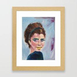 Hi sugar, are you rationed? Framed Art Print