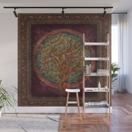 The Great Tree Wall Mural
