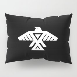 Thunderbird flag - HQ file Inverse Pillow Sham