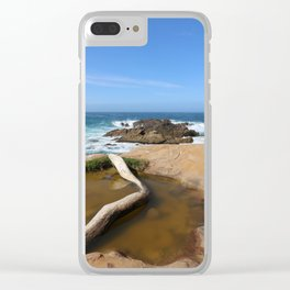 Point Lobos Coast Clear iPhone Case
