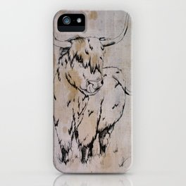 Finger Licken' Good iPhone Case