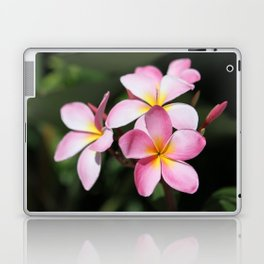 Hawaiian Flower Laptop & iPad Skin