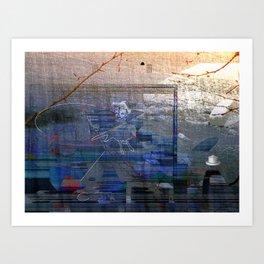Saokuad Art Print