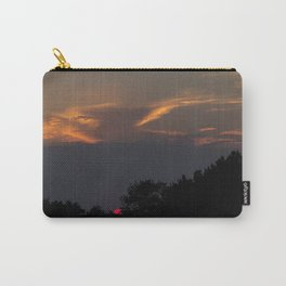 Eying the Sunset Carry-All Pouch