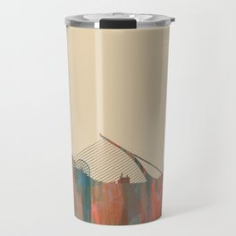 Dublin, Ireland Skyline - Navaho Travel Mug