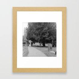 Forgotten '8' Framed Art Print