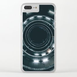 Space Shuttle Clear iPhone Case