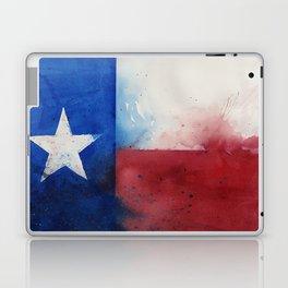 Flag of Texas Laptop & iPad Skin
