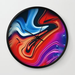 SPEAK OF THE DEVIL Wall Clock