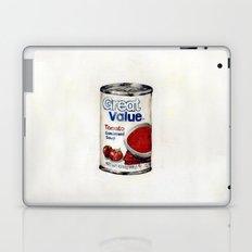 Great Value Tomato Soup Laptop & iPad Skin