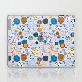 Not Your Mamas Geometry - Blue Laptop & iPad Skin