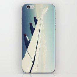 By Air iPhone Skin