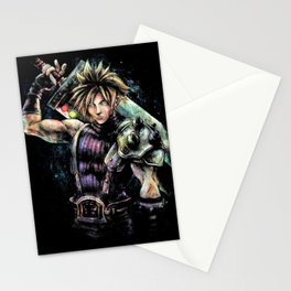 Hero of the Lifestream Stationery Cards