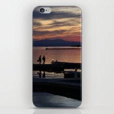Champlain Dusk iPhone & iPod Skin