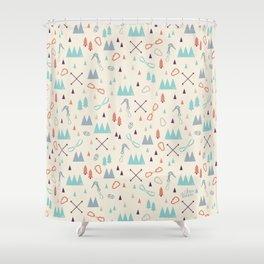 Jan Shower Curtain