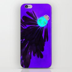 Ladybug Trail iPhone & iPod Skin