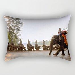 Typical Transportation Rectangular Pillow