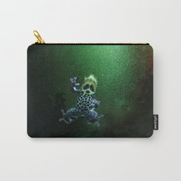 Poison Dart Frog R. Imitator Belly Carry-All Pouch