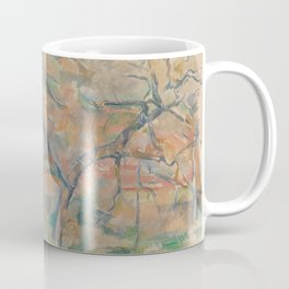 Trees and Houses, Provence Coffee Mug