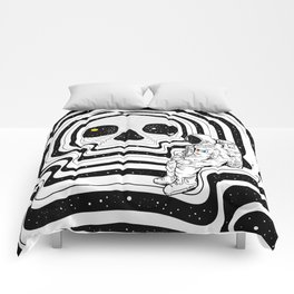 Blackout (Departure) Comforters