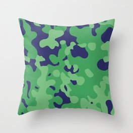 CAMO04 Throw Pillow