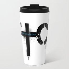 FindChaos - Logo Travel Mug