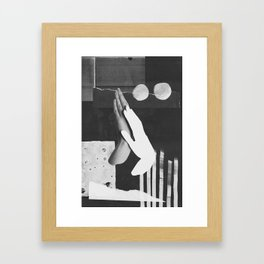 Hands 002 Framed Art Print