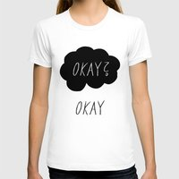 okay T-shirts featuring Okay? Okay by Lola