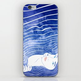Water Nymph LXVI iPhone Skin